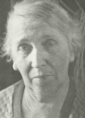 Н.А. Кабалевская (1937/38 г.г.)