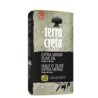 Оливковое масло Terra Creta - 5 л экстра вирджин