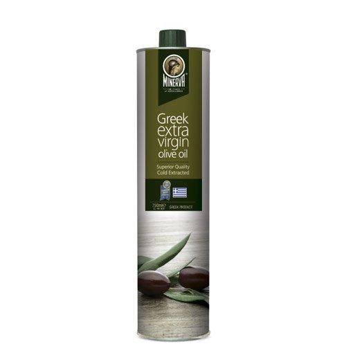 Оливковое масло Minerva Extra Virgin - 750 мл экстра вирджин