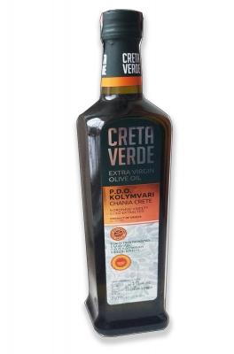 Оливковое масло CRETA VERDE  - 250 мл экстра вирджин PDO