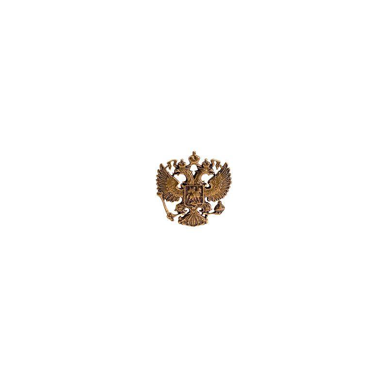 """Накладка """"Герб РФ. 30*30мм"""""""