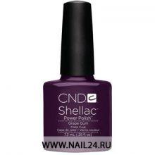 CND Shellac GRAPE GUM 0.25oz/7.3мл