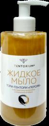 Жидкое мыло Тори-Тентори «Персик» с экстрактами прополиса и пчелиной огнёвки (320 мл)