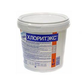 ХЛОРИТЭКС хлорсодержащий препарат в быстрорастворимых гранулах, 1 кг