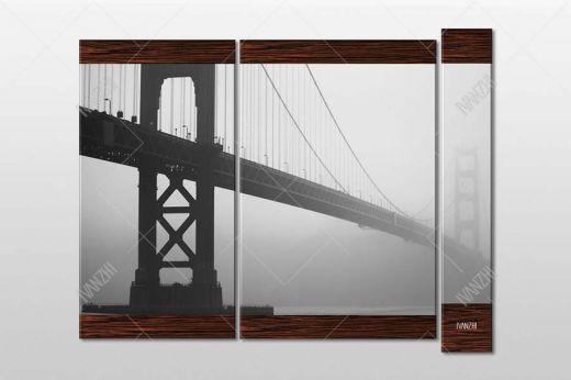 Мост Золотые Ворота в Сан-Франциско