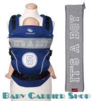 Вставка на молнии в удлинение спинки для слинг-рюкзака MANDUCA Baby And Child Carrier «ZIPIN HighFive It's a Boy» [Мандука ХайФайв-мальчик]