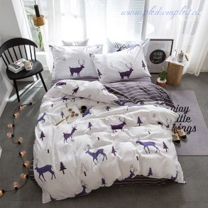 Комплект постельного белья серии Модное
