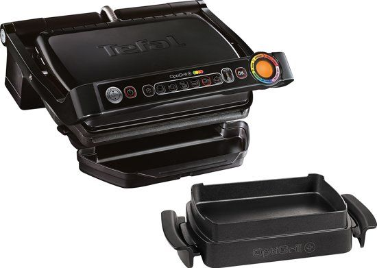 Электрогриль Tefal GC7148 Optigrill + Snacking & Baking