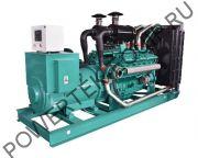 Дизельный генератор Powertek АД-400С-Т400-1РМ10