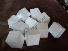 Кубик пенопластовый 4 см