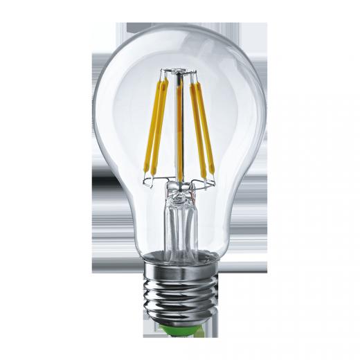 Лампа F-A60 светодиодная 8 Вт. Navigator Е27 диммируемая