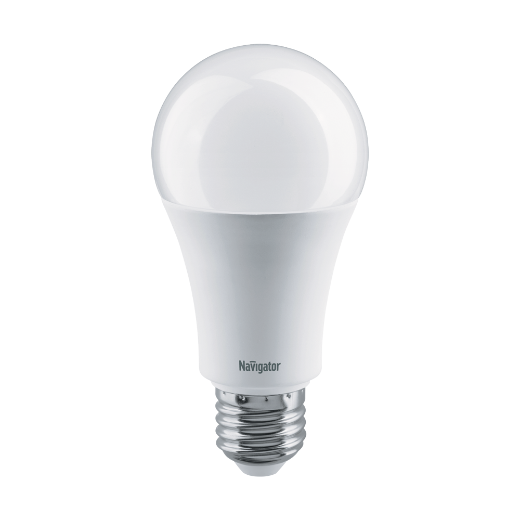 Лампа А60 (127В) светодиодная 15 Вт. Navigator E27