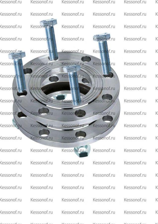 Фланцевый уплотнитель кессона 125 мм