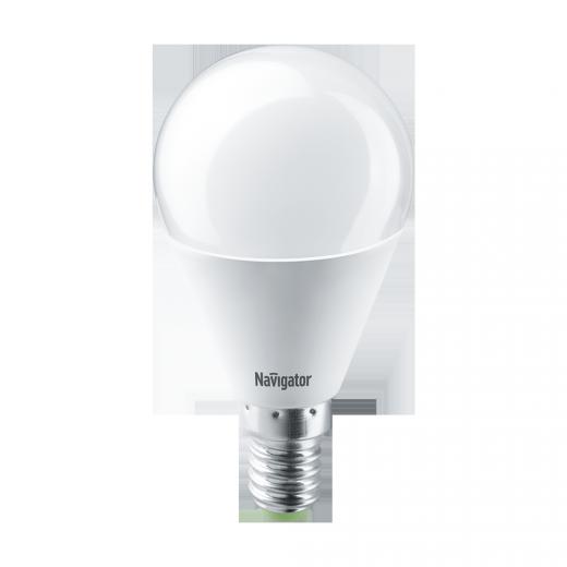 Лампа G45 светодиодная 8.5 Вт. FR Navigator Е14