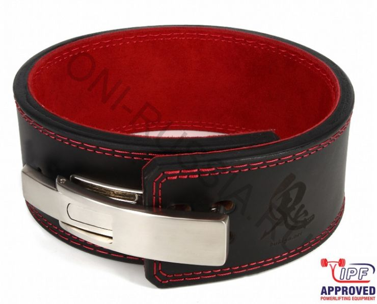 Ремень для пауэрлифтинга Oni Lever Belt Action IPF approved