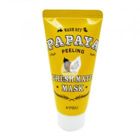 A'PIEU Wash Off Fresh Mate Mask 50ml - Очищающая освежающая маска