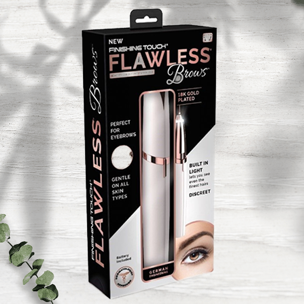 Новый эпилятор от Flawless Brows.