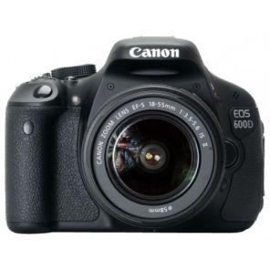 Canon EOS 600D Kit 18-55mm IS II