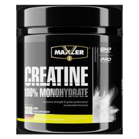 Creatine Monohydrate MAxler 300грамм