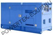 Дизельный генератор Powertek АД-10С-Т400-2РКМ11