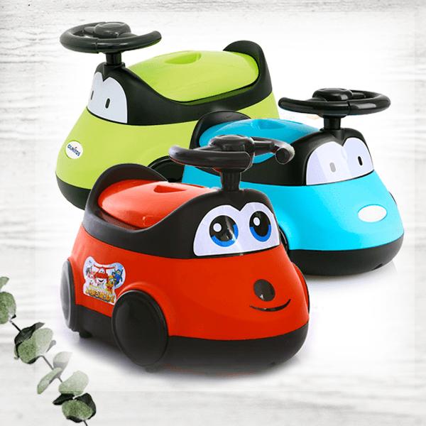 Детский автомобиль – горшок