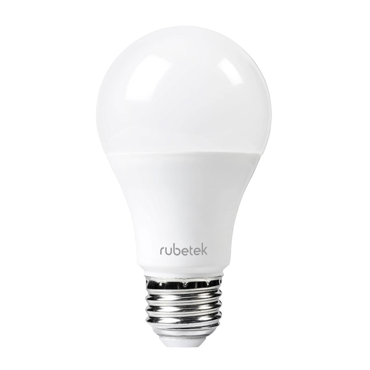 Светодиодная лампа с датчиком движения и освещённости rubetek RL-3101