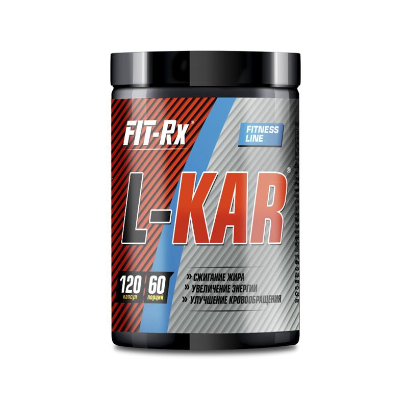 L-KAR (FIT-Rx) 120 капс