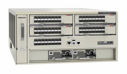 Шасси Cisco Catalyst C6880-X-LE