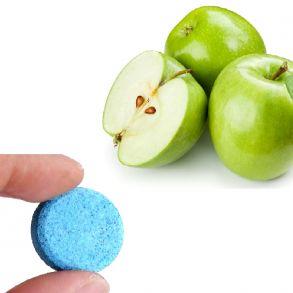 Таблетка для посудомоечной машины «АЭРО ЧИСТО», кондиционер «Зеленое яблоко»