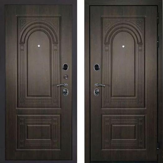Входная дверь Флоренция  венге