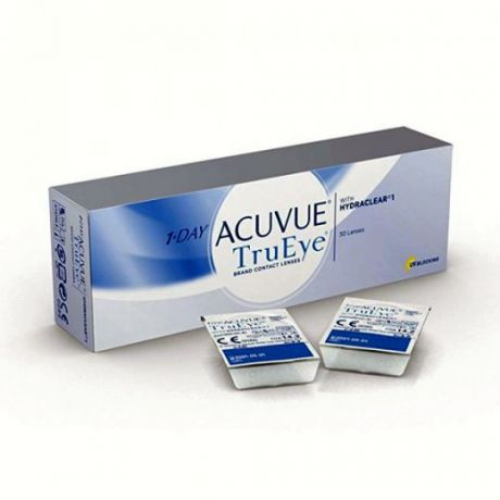 1-Day Acuvue TruEye 30 pk