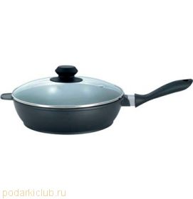Сковорода литая с крышкой Z50101 Olivia