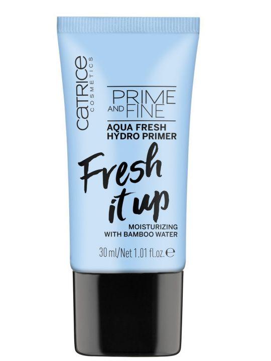 CATRICE Увлажняющий праймер Prime And Fine Aqua Fresh Hydro Primer