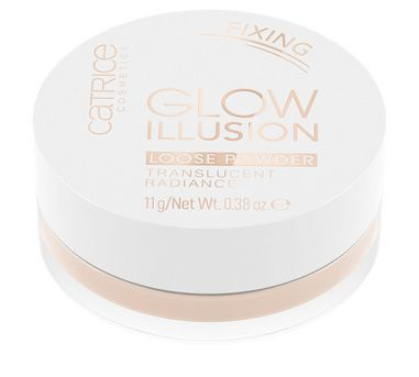 CATRICE Пудра рассыпчатая Glow Illusion Loose Powder