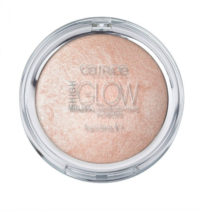CATRICE Хайлайтер High Glow Mineral Highlighting Powder 010