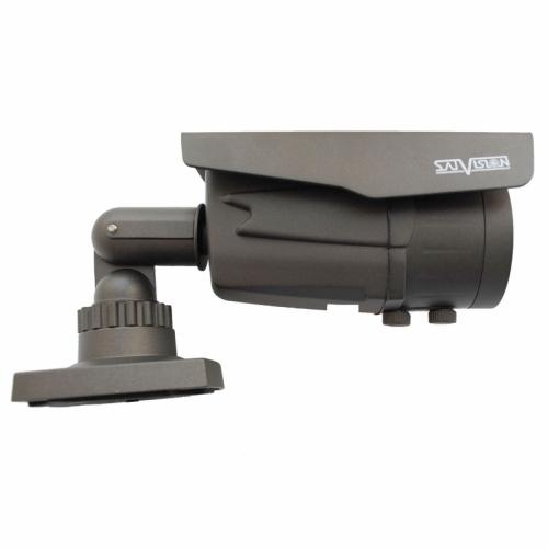 SVC-S495V  OSD об 2.7-13.5mm видеокамера уличная 1/3 Sony.