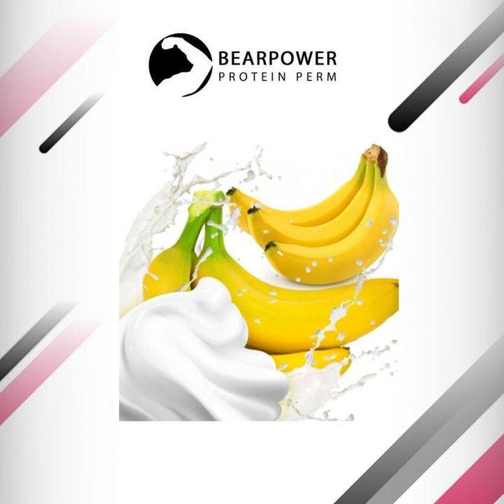 """Банан со сливками - ароматизатор """"Symrise AG"""" с подсластителем 20г (на  2-4 кг)"""