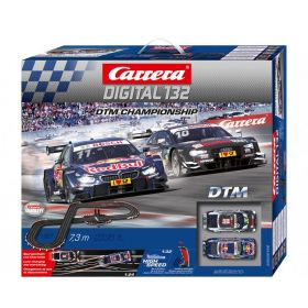 Автотрек Carrera DIGITAL 132 - DTM Championship 30196