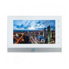 Домофон True-IP TI-2750WS(белый с серебром)