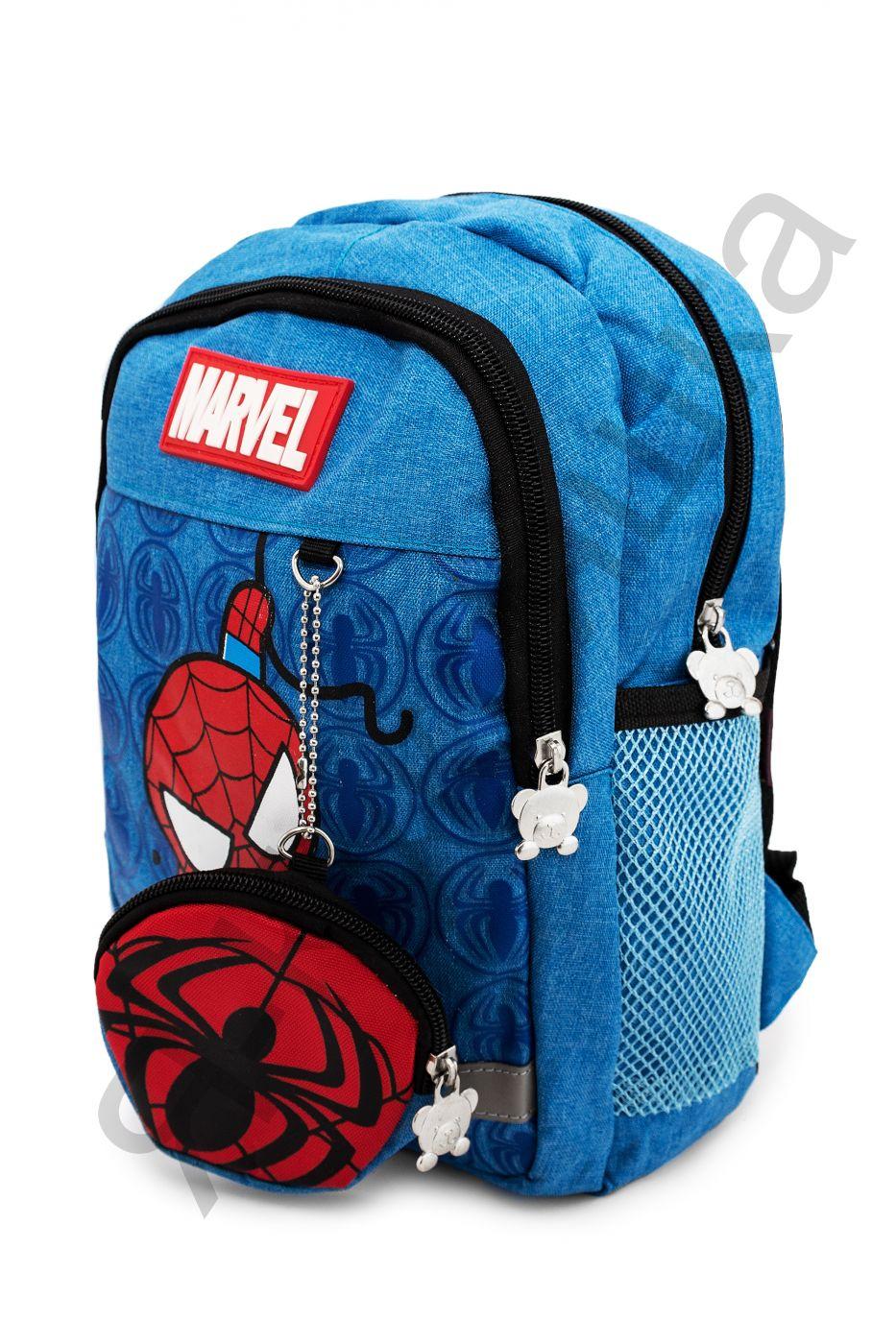 """Детский рюкзак  с кошельком """"Человек-Паук"""""""
