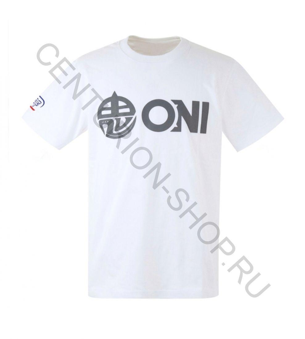 Футболка ONI с логотипом IPF