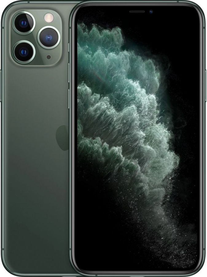 Apple iPhone 11 Pro Max 256 GB Dark Green (Тёмно-зелёный)