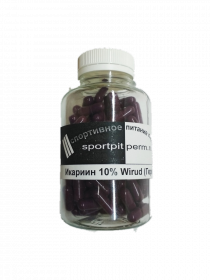 Икариин 90 капсул (Икариин 10% 450 мг, вит. D, C). Wirud (Германия)