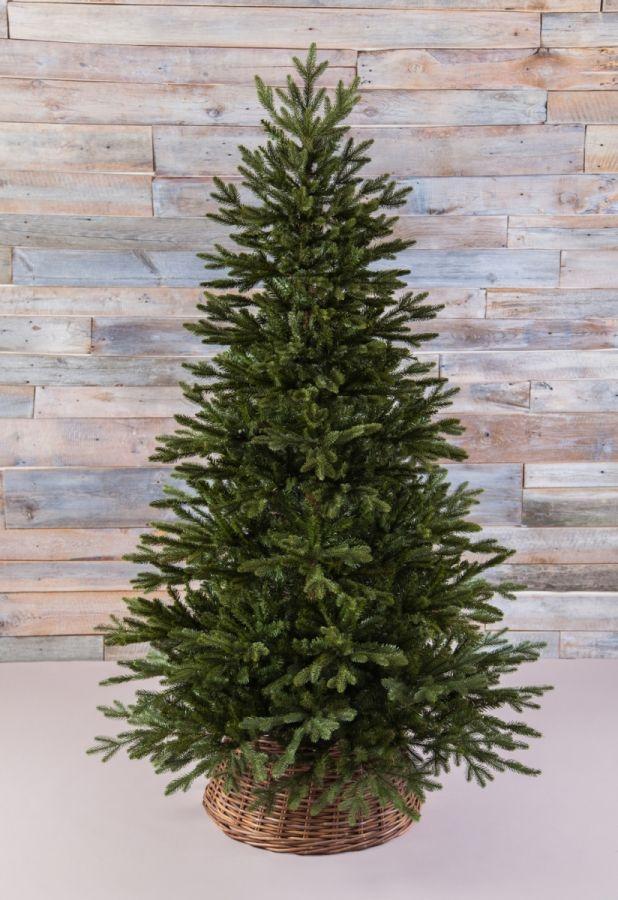 Искусственная елка Ирландская 230 см зеленая
