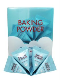 ETUDE HOUSE BAKING POWDER CRUNCH PORE SCRUB 7гр*24шт - Скраб для лица с содой в пирамидка