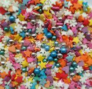 Цветные посыпки для украшения кондитерских изделий