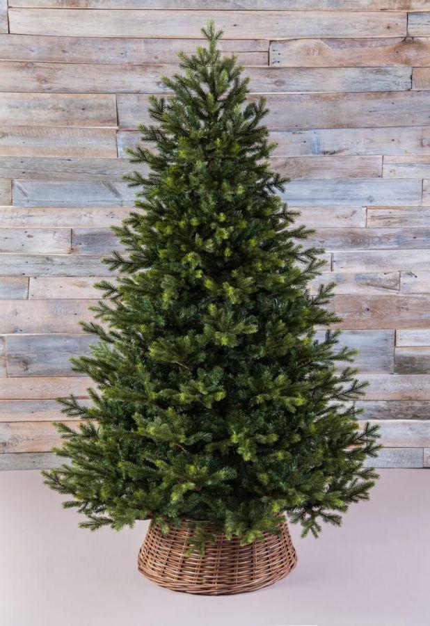 Искусственная елка Датская 185 см зеленая