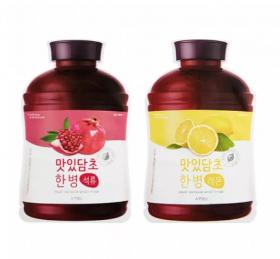 A'pieu Fruit Vinegar Sheet Mask 20g - Маска для лица тканевая