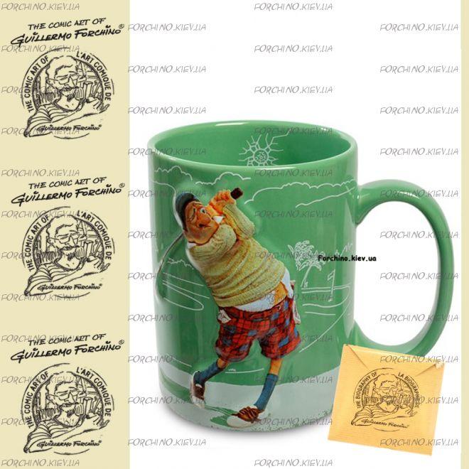 "Чашка гольфист 83002 ""Mug The Golfer. Forchino"""