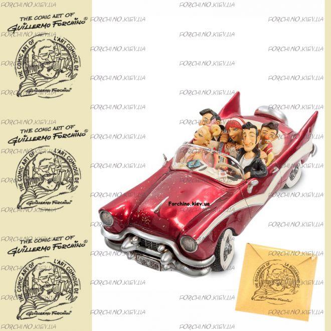 "Автомобиль 85051 ""The Fabulous Fifties. Forchino"""
